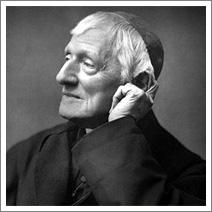 El cardenal John Herny Newman
