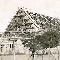 La construcción del templo de San José